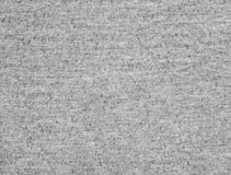 De donkergrijze textuur van de t-shirtstof Stock Afbeeldingen