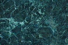 De donkergroene Marmeren natuurlijke achtergrond van de patroontextuur binnenland Stock Fotografie
