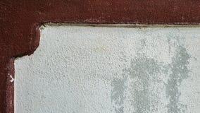 De donkerrode achtergrond van de de muurtextuur van het randcement Royalty-vrije Stock Foto's