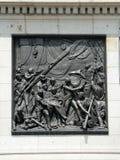 De dood van Nelson in Trafalgar Royalty-vrije Stock Afbeeldingen