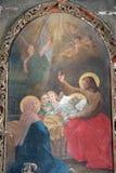 De dood van St Joseph Royalty-vrije Stock Afbeelding