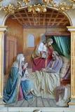 De dood van St Joseph Royalty-vrije Stock Foto's
