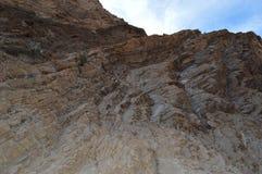 De Doodsvallei Zuidelijk Californië van de mozaïekcanion Royalty-vrije Stock Foto