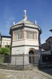 De Doopkapel van Bergamo Royalty-vrije Stock Foto