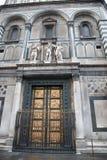 De Doopkapel van de Duomokathedraal, Florence, Italië Royalty-vrije Stock Afbeelding