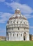 De Doopkapel van Pisa Royalty-vrije Stock Afbeelding