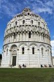 De Doopkapel van Pisa van St John Royalty-vrije Stock Afbeelding