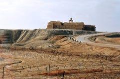 De DoopPlaats van Gr Yahud van Qasr Royalty-vrije Stock Foto