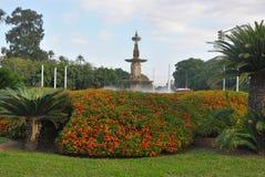 De doopvont van Sevilla Royalty-vrije Stock Fotografie