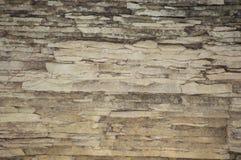 De doorstane achtergrond van de kalksteenklip stock foto