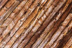De doorstane houten achtergrond van de paneeltextuur grunge Royalty-vrije Stock Afbeeldingen