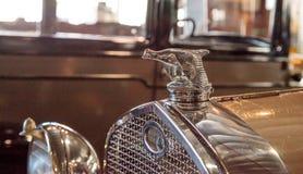 de doorwaadbare plaats van 1931 modelleert een open tweepersoonsauto Royalty-vrije Stock Afbeelding