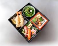 De doos van Bento Stock Foto's