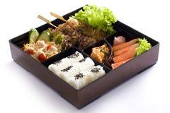 De doos van Bento Royalty-vrije Stock Afbeelding