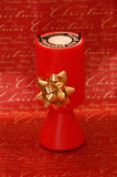 De doos van de de schenkingsinzameling van de Liefdadigheid van Kerstmis Stock Afbeelding