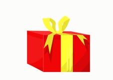 De doos van de gift Royalty-vrije Stock Foto