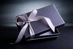 De doos van de gift Stock Afbeelding