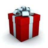 De doos van de gift. Royalty-vrije Stock Foto's