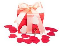 De doos van de gift Royalty-vrije Stock Fotografie