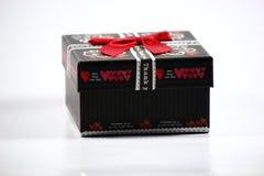 De doos van de gift Royalty-vrije Stock Foto's