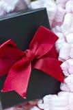 De doos van de gift in het verschepen van pakket Royalty-vrije Stock Foto