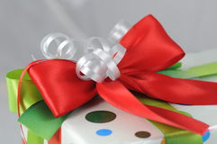Het pakket van de gift Royalty-vrije Stock Foto