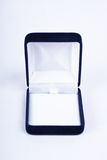 De doos van de gift voor de ring Stock Afbeelding