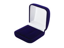 De doos van de gift voor juwelen royalty-vrije stock foto