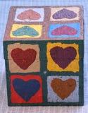 De doos van de liefde royalty-vrije stock afbeelding