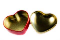 De doos van de liefde Royalty-vrije Stock Afbeeldingen