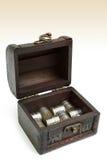 De doos van de schat Royalty-vrije Stock Afbeeldingen