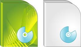 De doos van de Software van het ontwerp Royalty-vrije Stock Afbeelding