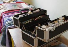 De doos van de stilist Stock Foto