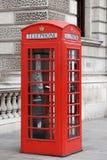 De doos van de telefoon in Londen Royalty-vrije Stock Afbeelding