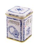 De doos van de thee Royalty-vrije Stock Foto's