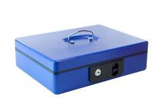 De doos van het contante geld Stock Foto