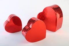 De doos van het hart Royalty-vrije Stock Afbeelding