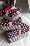 De doos van het huwelijk royalty-vrije stock afbeeldingen