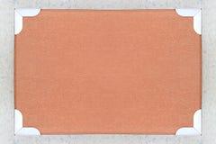 De doos van het karton Royalty-vrije Stock Afbeelding