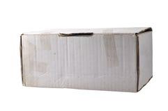 De doos van het karton royalty-vrije stock foto's