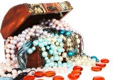 De doos van Jewelery royalty-vrije stock foto's