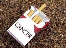 De Doos van kanker Royalty-vrije Stock Afbeeldingen