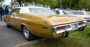De Douane van Dodge Polara van de ware grootteauto Royalty-vrije Stock Foto
