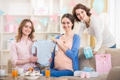 De douche van de baby Royalty-vrije Stock Afbeeldingen