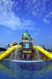 De douche van het water Royalty-vrije Stock Fotografie