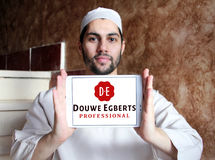 DE, douwe egberts kawy logo Obraz Stock