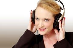 De Downloads van de muziek Royalty-vrije Stock Fotografie