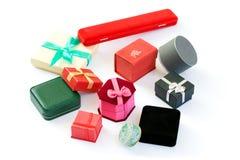 De dozen van de gift Royalty-vrije Stock Foto