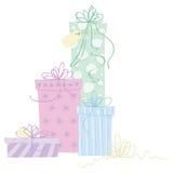De Dozen van de gift vector illustratie