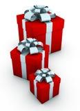 De dozen van de gift. Royalty-vrije Stock Afbeeldingen